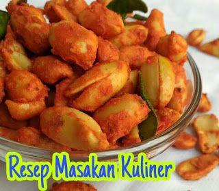 Kacang Thailand Pedas Manis Gurih Resep Resep Masakan Masakan