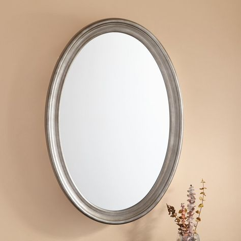 Warwick Classic Oval Medicine Cabinet With Mirror Recessed Medicine Cabinets Medicine Cabinets Mirror Makeover Mirror Cabinets Modern Bathroom Renovations