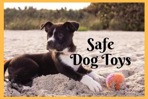 Safe Dog Toys To Ease Many Behavior Problems Tough Dog Toys