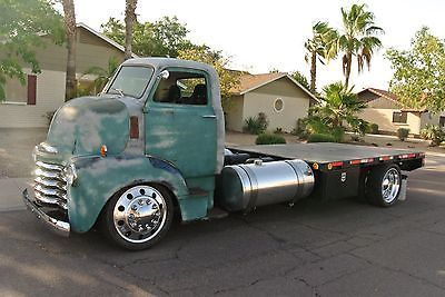 1950 Chevy Coe Chevrolet Cab Over Cab Over Chevrolet Chevy