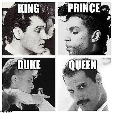 The Royal Family #elvispresley #prince #davidbow... - #davidbow #elvispresley #family #Prince #royal #royalfamily