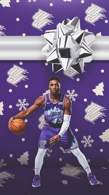Official Utah Jazz Wallpaper Utah Jazz Nba Pictures Donovan Mitchell Cool utah jazz wallpaper