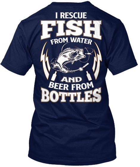 Fischen Kleidung Greys Fischen T-Shirt