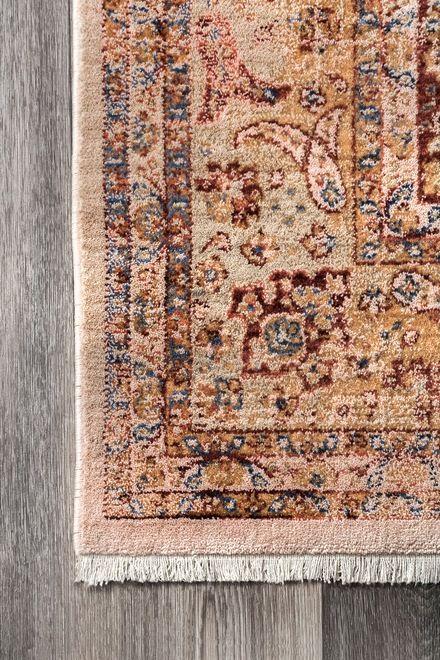 Rugs Usa Orange Persian Mystique Fringe Rug Rugs Fringe Rugs
