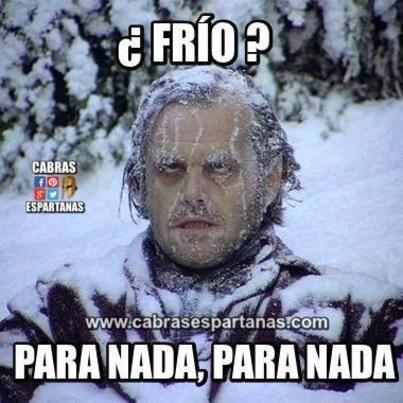 Frio Que Va A Hacer Frio Es Psicologico Memes De Frio Imagenes Chistosas De Frio Chiste Grafico