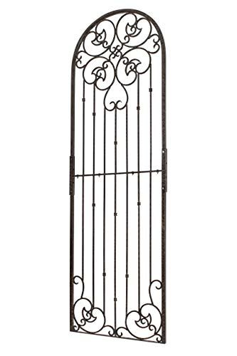 H Potter 8 Foot Tall Garden Trellis Wrought Iron Heavy Sc Https
