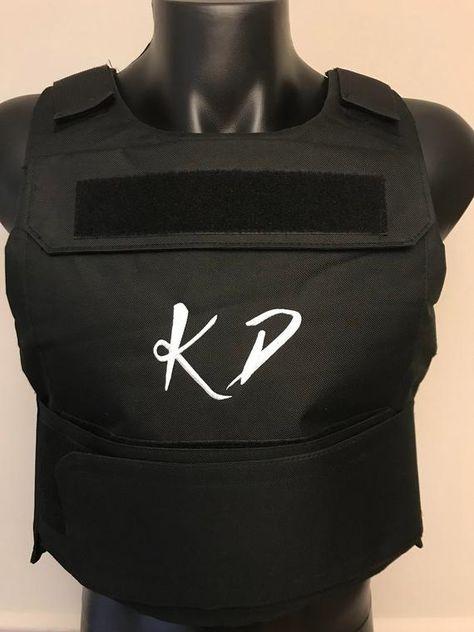 Custom Bulletproof Vest