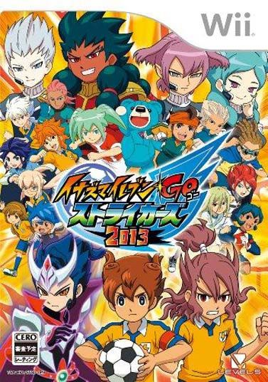 FR TÉLÉCHARGER WII ISO STRIKERS INAZUMA ELEVEN