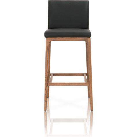 Star International Furniture 5144bs Sab Wal Alex Bar Stool Sable