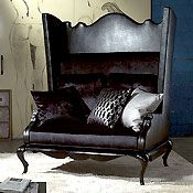 TL FURNITURE | HIGH BACK SOFA Design E900 Modern Stylisation Queen Anne  Style Sofa Loveseat Or Armchair | Classic Furniture Pieces | Pinterest |  Queen Anne, ...