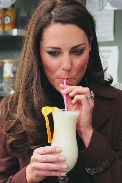 La dieta de Kate Middleton