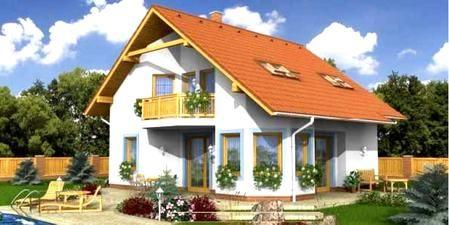 5 Schlusselfertige Fertighauser Bis 100 000 Euro Das Haus Haus Fertighauser Bauplan Haus