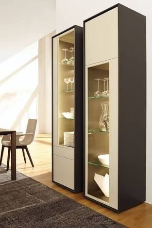 22 Luxury Wooden Cabinet Designs For Dining Room In 2020