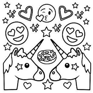 Coloriage Emojie Genial Coloriage Emoji Lunette Garyskids Coloriage Emoji Coloriage Licorne Coloriage