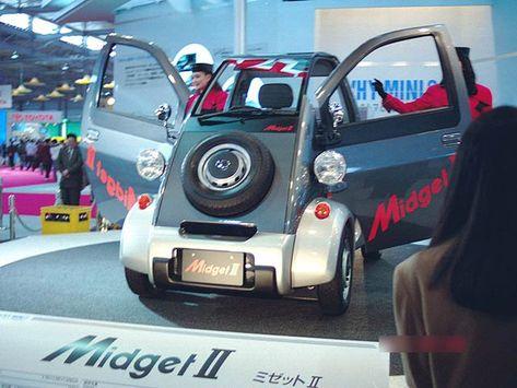 Daihatsu Midget Ii With Images Daihatsu