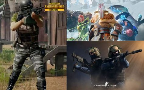 24 Popular Online Games To Play With Your Friends!