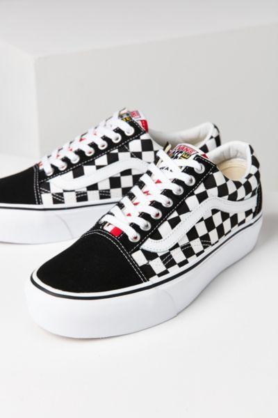 Vans Uo Old Skool Platform Sneaker Platform Sneakers Punk Shoes Shoes