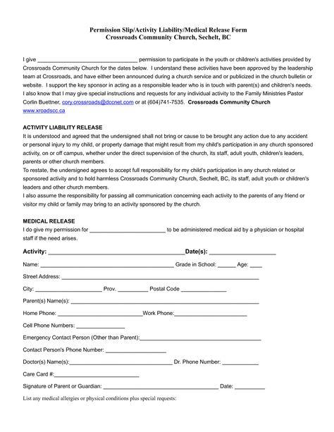 Medical Consent Form Organization Tips Pinterest Medical - child medical consent forms