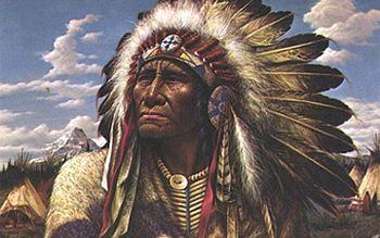 Resultado de imagen de indios pieles rojas vestimenta  la vida