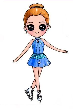 Pin By Jasmine On Kawaii Kawaii Girl Drawings Cute Kawaii