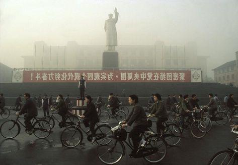 Chengdu, China, 1980. [Credit:Bruno Barbey]