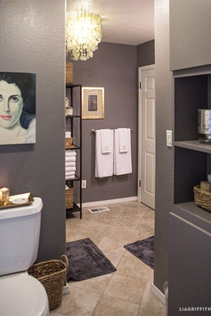 The 10 Best Dark Colours For A Dark Room Or Basement Basement Paint Colors Best Neutral Paint Colors Bathroom Paint Colors