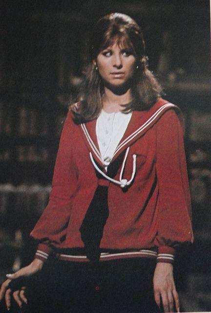 Barbra Streisand, Funny girl, 1968