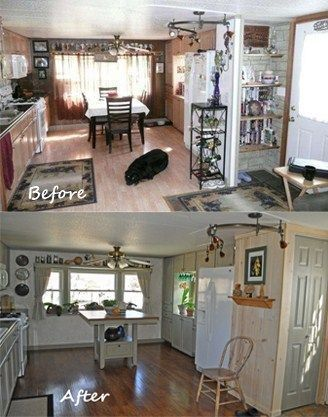 Before and After Single Wide Mobile Home Remodel + DIY+ ... on diy mobile books, diy house renovations, diy ranch renovations, diy kitchen renovations, diy bathroom renovations, diy caravan renovations, diy loft renovations, diy farmhouse renovations, diy small mobile house, before and after home renovations, diy room renovations, diy garage renovations, manufactured home renovations, diy rv renovations,