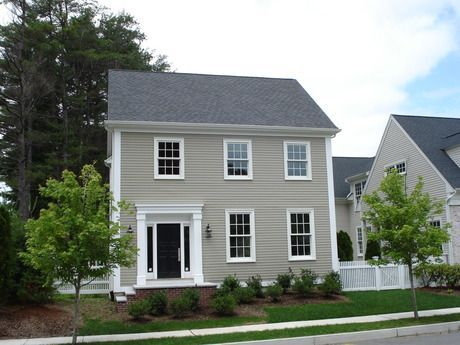 19 Best Ideas House Colonial Exterior New England Colonial House