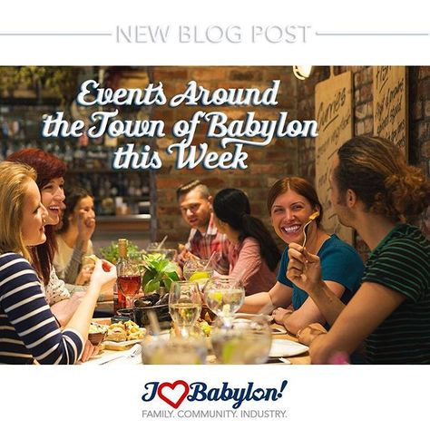 supportsmallbusiness New Blog Post! Events Around...