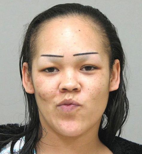 Bad Eyebrows M_Dash
