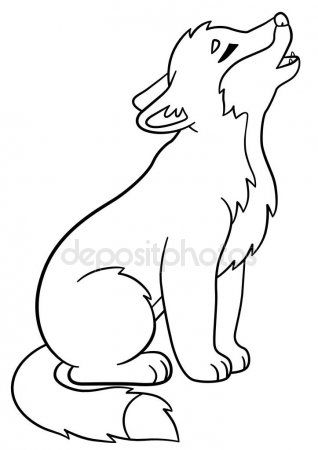 Baby Werewolf Coloring Pages Werewolf Drawing Halloween Coloring Pages Wolf Colors