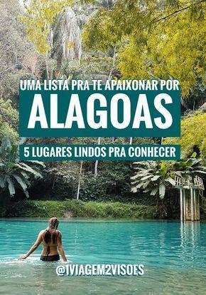 Os lugares mais bonitos em Alagoas (5 passeios terrivelmente lindos e fáceis de fazer em Macei&