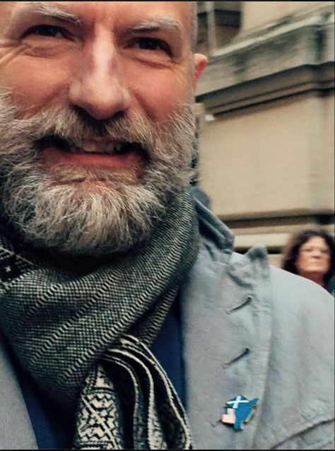 Graham McTavish at the NYC Tartan Parade