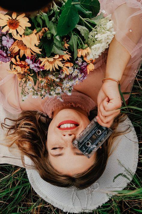 идеи для фото с цветами. пикник. лето. идет для фото на природе. lifestyle