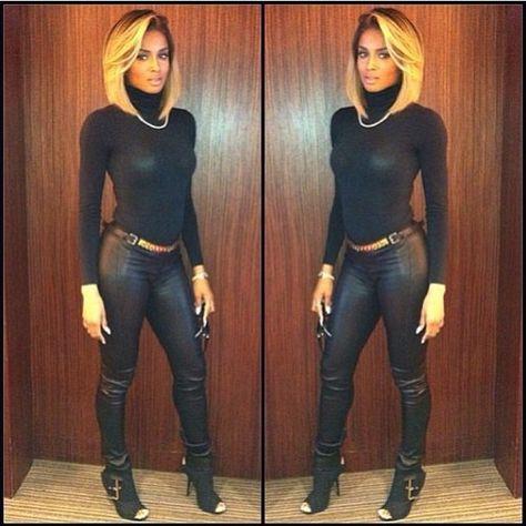 Yaaasss Ciara bob on fleek