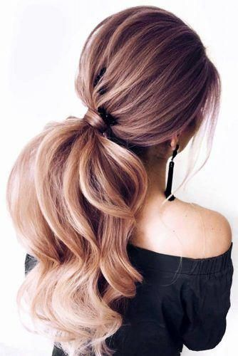 Easy Hair Updos For Long Hair Show Me Long Hairstyles