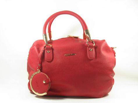 new styles 4ea97 1c92b LiuJo Amelie Bauletto A14189 Berry | LIU°JO Amèlie | Amelie
