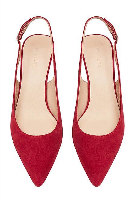Adeline Heel | Witchery | Heels, Shoes