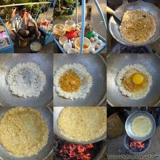 Resep Kerak Telor Makanan Khas Betawi Food Indonesian Food Root Recipe