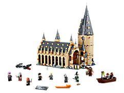Hogwarts Great Hall 75954 Harry Potter Buy Online At The Official Lego Shop Us Hogwarts Grosse Halle Hogwarts Harry Potter Schloss