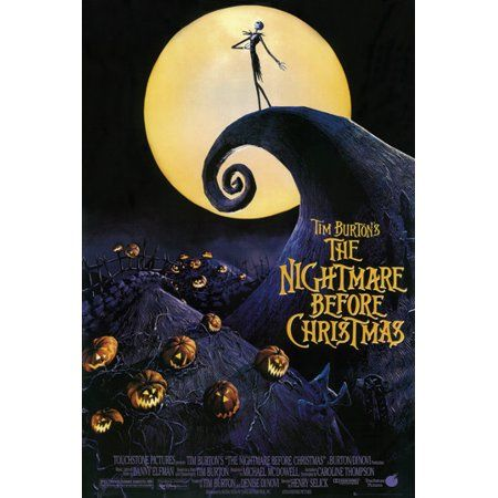 The Nightmare Before Christmas Poster, 24