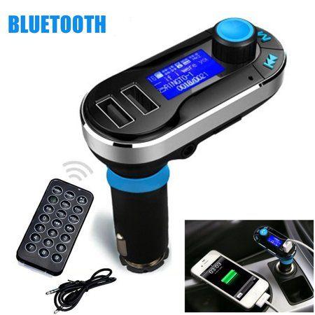 Electronics Fm Transmitters Bluetooth Car Kit Car Bluetooth