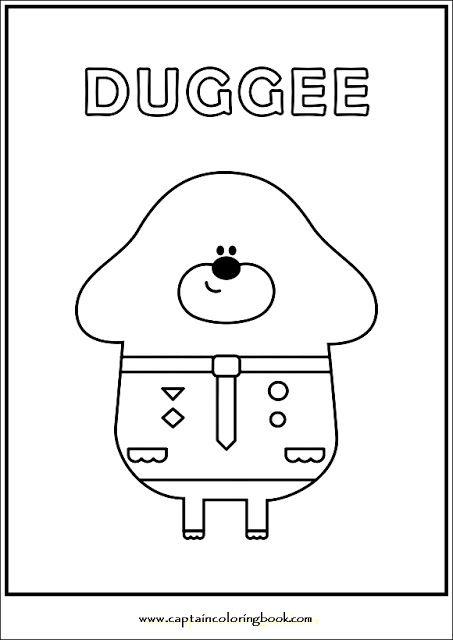 Hey Duggee En 2020 Deco Anniversaire Bebe Deco Anniversaire