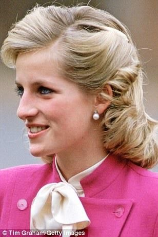 princess diana piercing diagram