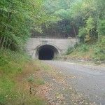 """When the Pennsylvania Turnpike first opened from Carlisle to Irwin in 1940, the new toll road was truly """"America's Tunnel Highway."""" A trip from one end to the other would take a motorist through seven different tunnels"""