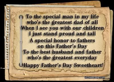Father S Day Quotes From Wife Happy Father Day Quotes Fathers