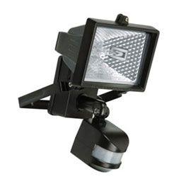 Projecteur Exterieur A Detection Akka Noir 120 W Projecteur Exterieur Lanternes Exterieures Exterieur