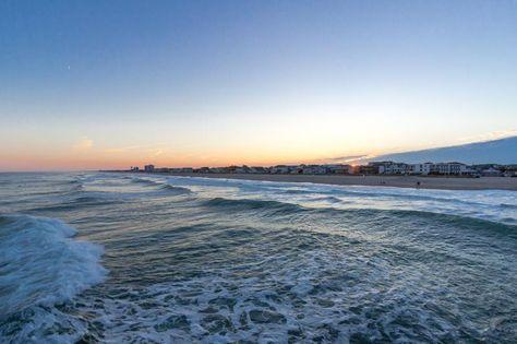 Beaches Near Greenville, North Carolina