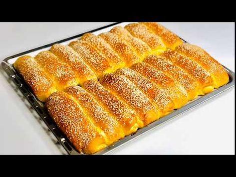 العجين القطنية فرحي أطفالك بطيب خبز الحليب لجميع أنواع المعجنات الملحه و الحلوه مع سر نجاح العجين Youtube Hot Dog Buns Food Bread